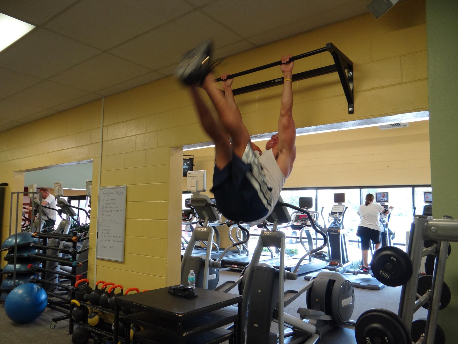 Leg lift 2